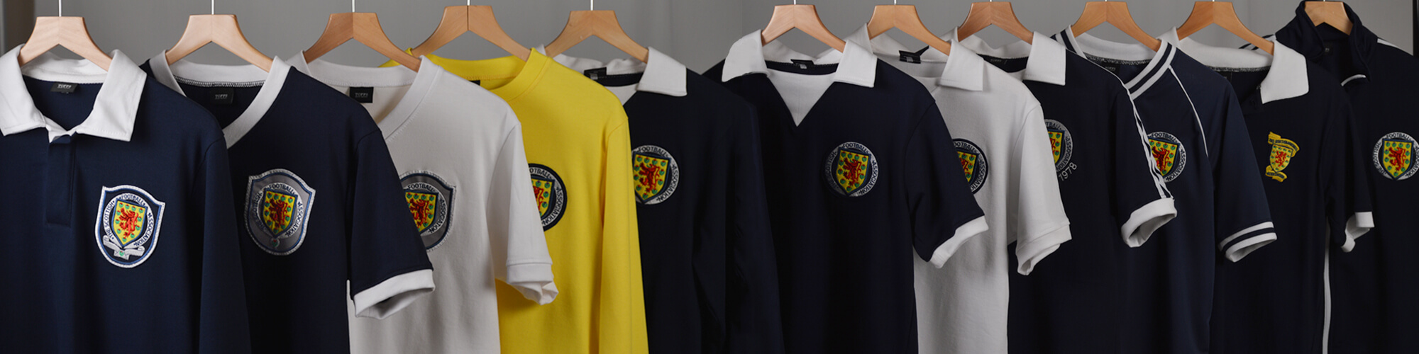 a509936cd85f Scotland Retro Football Shirts from TOFFS