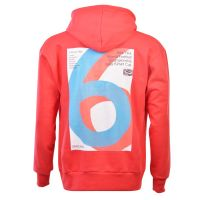 Pennarello: World Cup England '66  Zipped Hoodie - Red