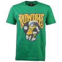 Rowdies Mascot - Green T-Shirt