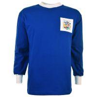 Birmingham City 1960s Retro Football Shirt