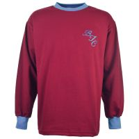 Burnley 1969-1975 Retro Football Shirt
