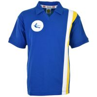 Cardiff City Retro  shirt