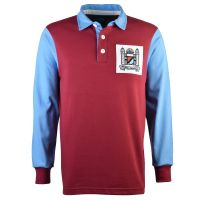 Crystal Palace 1948-1949 Retro Football Shirt