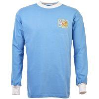 Manchester City 1960s Retro Football Shirt