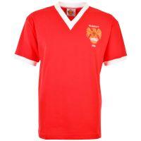 Retro Manchester United Shirt