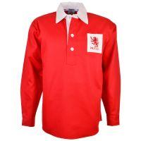 Middlesbrough Retrô  camisa