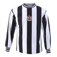 Newcastle United 1972-74 Long Sleeve Retro Football Shirt
