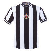 Newcastle United 1972-74 Retro Short Sleeve Football Shirt
