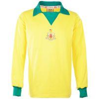 Newcastle United 1970s Away Retro Football Shirt