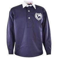 Tottenham Hotspur 1940s-50s Away Retro Football Shirt