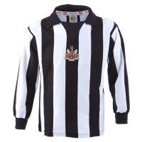 Newcastle United 1975-76 Retro Football Shirt