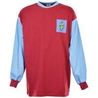 Scunthorpe United 1957-59 Retro Football Shirt