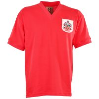 Accrington Stanley 1950 - 1960s Retro Football Shirt