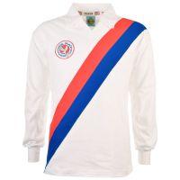 Crystal Palace 1976 - 1977 Retro Football Shirt