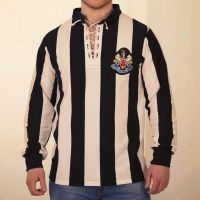 Newcastle United 1924 FA Cup Final Retro Football Shirt