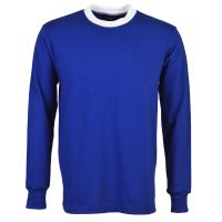 Everton 1969-70 Retro Football Shirt.