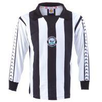 Newcastle United 1976-1978 Home Bukta Retro Football Shirt