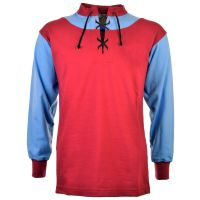 1920s Men's Clothing Burnley 1920s Retro Football Shirt £43.00 AT vintagedancer.com
