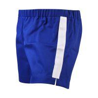 60s 70s Men's Clothing UK | Shirts, Trousers, Shoes Chelsea FC Classic Shorts £18.00 AT vintagedancer.com