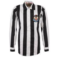Newcastle United 1932 FA Cup Final Retro Football Shirt