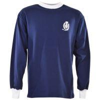 Partick Thistle 1966 Retro Football Shirt