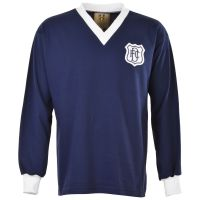 Dundee 1960s Kids Retro Football Shirt