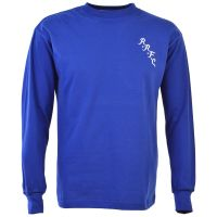Raith Rovers Retro  shirt
