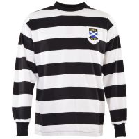 Ayr United 1960s Retro Football Shirt