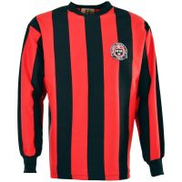 Bohemian 1970s Retro Football Shirt