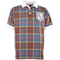 Dundee 1953 South Africa Tour Retro Football Shirt