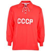 Russia 1960s Retro Football Shirt