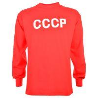 Soviet Union (CCCP) 1960s-1970s Retro Football Shirt