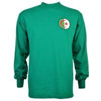 Algeria 1960s-1970s Retro Football Shirt