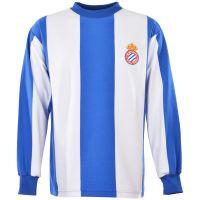 Espanyol 1960s Retro Football Shirt
