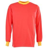 Vintage Style Menswear UK 1920s, 1930s, 1940s, 1950s, 1960s, 1970s Rome 1980s Retro Football Shirt £39.00 AT vintagedancer.com