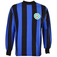 Atalanta 1963-1964 Retro Football Shirt