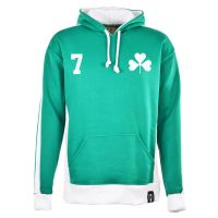 Celtic Number 7 Retro Hoodie