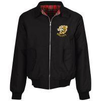 Hull City Black Harrington Jacket