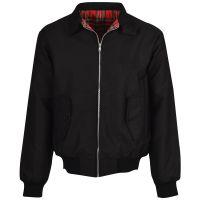 Harrington Jacket Black