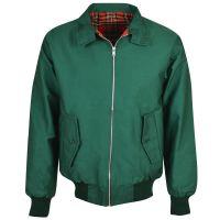 Harrington Jacket Green