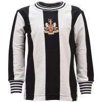 Newcastle United 1972-74 Kids Retro Football Shirt