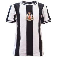 Newcastle United 1972-74 Short Sleeved Kids Retro Shirt