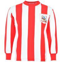 Sheffield United 1960-70s Kids Retro Football Shirt
