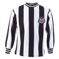 Newcastle United 1972 Kids Retro Football Shirt