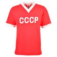Soviet Union (CCCP) 1960s Kids Retro Football Shirt