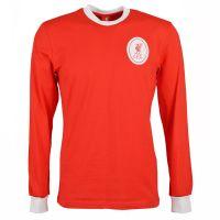 Liverpool 1964 Long Sleeve Retro Football Shirt