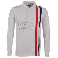 Limited Edition Ossie Ardiles signed Escape to Victory Shirt