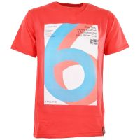 Pennarello: World Cup - England 66 T-Shirt - Red
