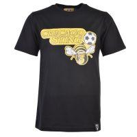 Chicago Sting - Black T-Shirt