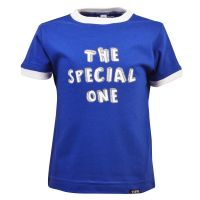 Kids The Special One - Royal/White Ringer